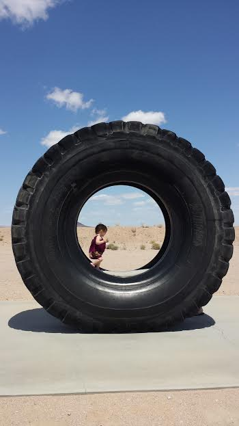 Ruby in the Tire