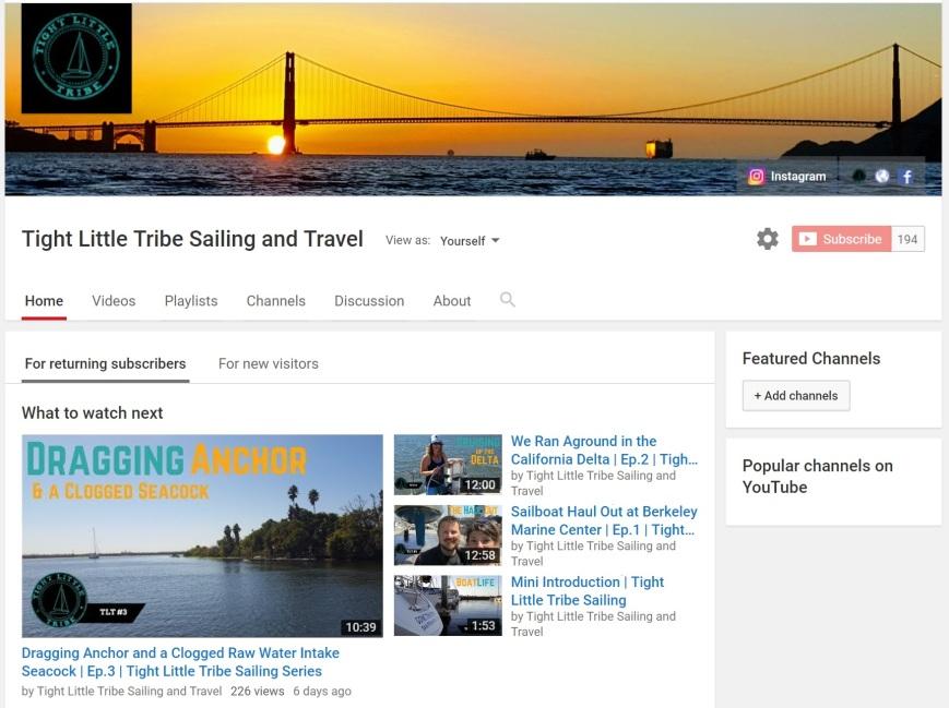 TLT YouTube Channel Thumbnail