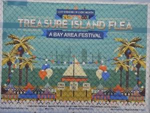 Tight Little Tribe visits the Treasure Island Flea - A Bay Area Festival